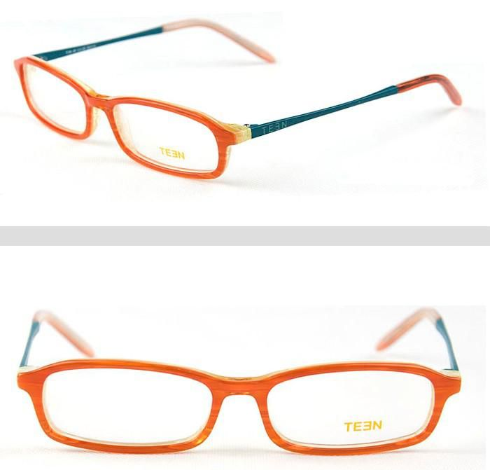 eyewear womens orange frames eyeglasses on hikennys store dhgatecom