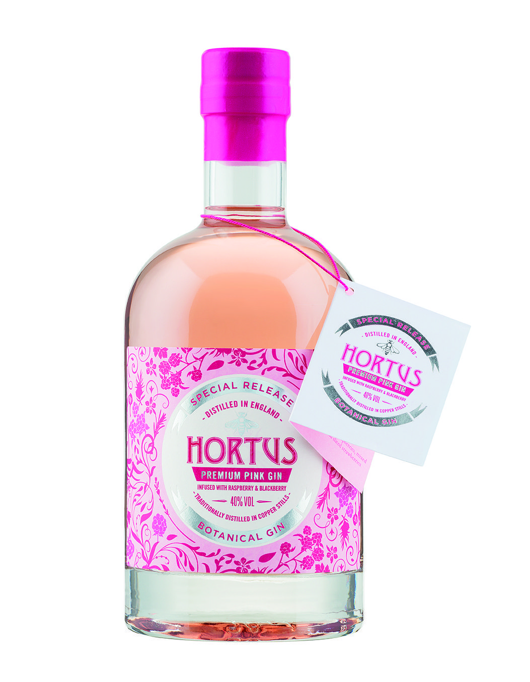Lidl Has Added A Delicious New Gin Flavour To Its Hortus Range In 2020 Pink Gin Gin Flavors