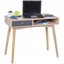 Wohnling Samo desk rectangular oak Wohnling