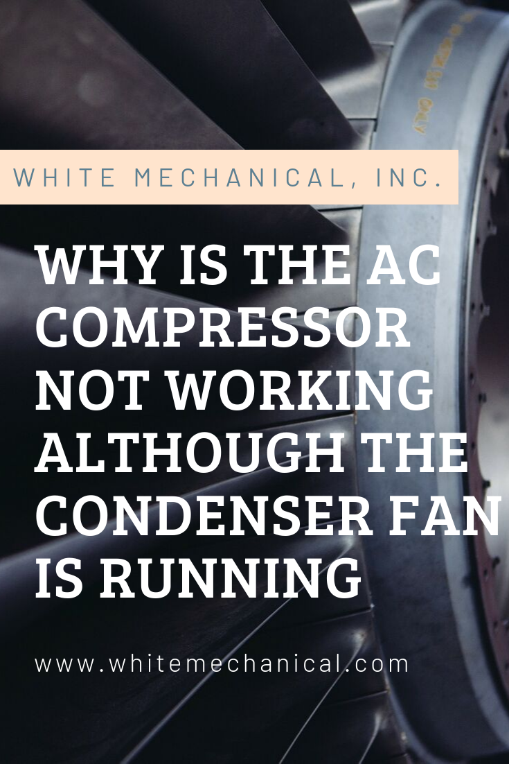 Why Is the AC Compressor Not Working Although the