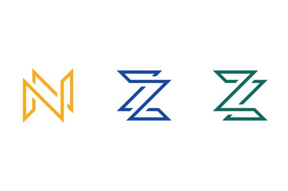 N Logo Z Logo By At Graphicsauthor Templates Logos