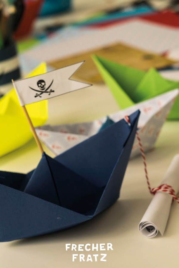 Photo of Pirateneinladung zum Kindergeburtstag