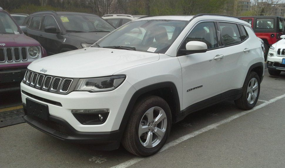 Jeep Compass Iii The Compact Suv Was Put Into Production In 2017