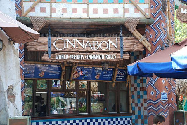 Cinnabon Eatery Island Of Adventure Via Flickr Islands Of Adventure Adventure Florida Holiday