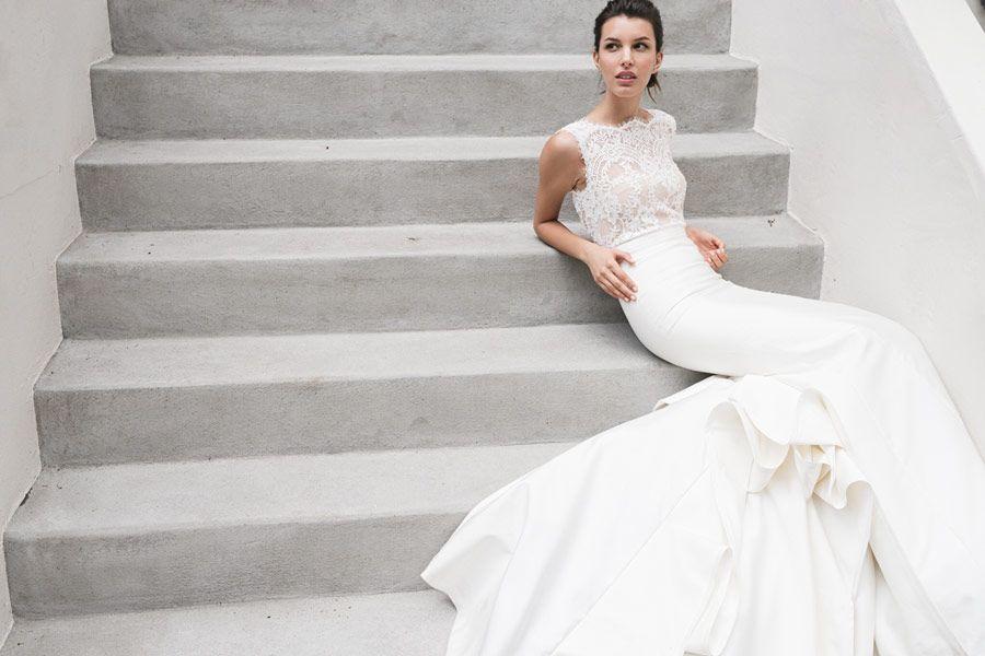 Spring 2016 | Carolina Herrera | Wedding Dresses | Pinterest ...