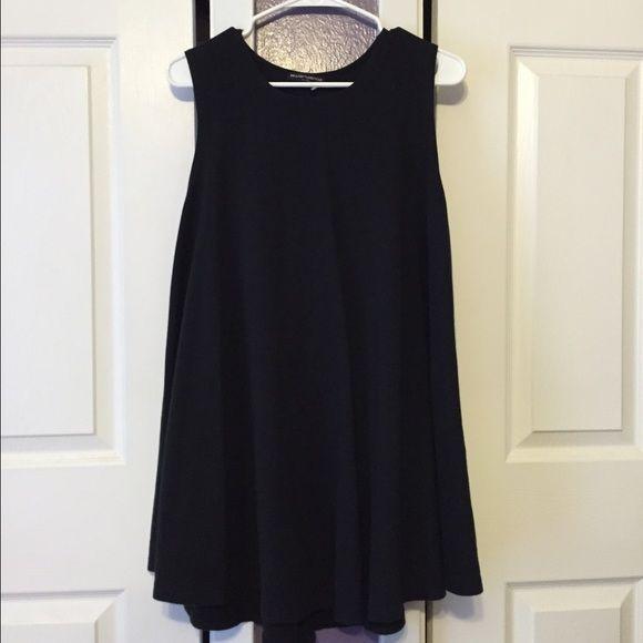 Brandy Melville Black Dress Never worn. Too short for my liking. Brandy Melville Dresses
