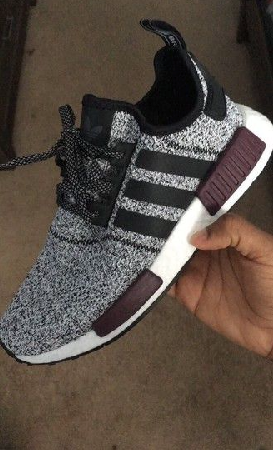 promo code 40c32 fb0b7 got to have these with fleece Maroon Adidas Shoes, Adidas Shoes Nmd, Womens  Addidas