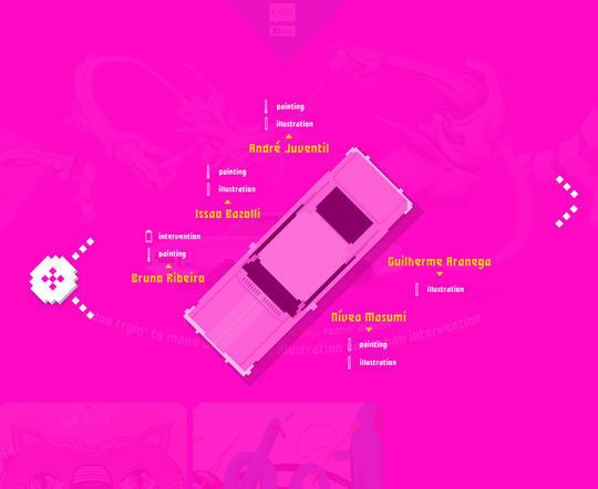 Effective Uses Of Parallax Scrolling Effect In Web Design Web Design Parallax Design