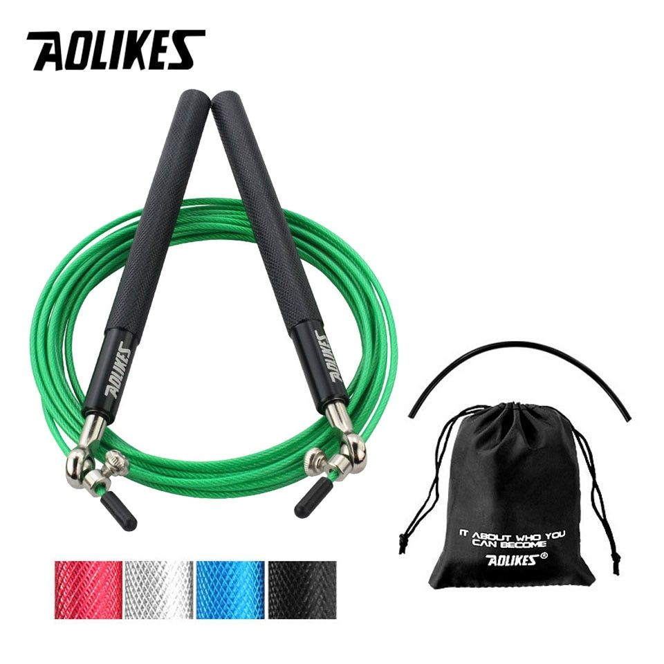how to size a speed jump rope