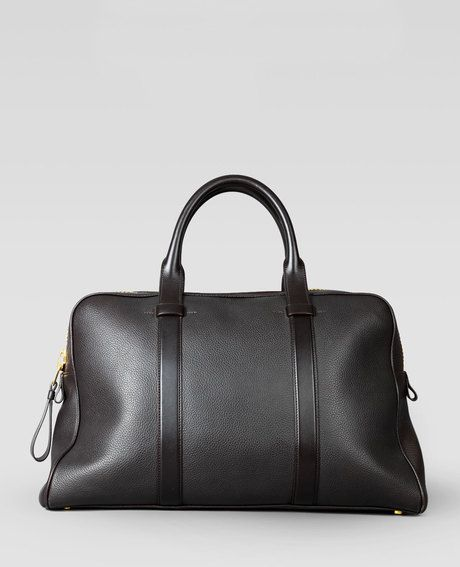 Tom Ford Small Buckley Duffel in Brown for Men