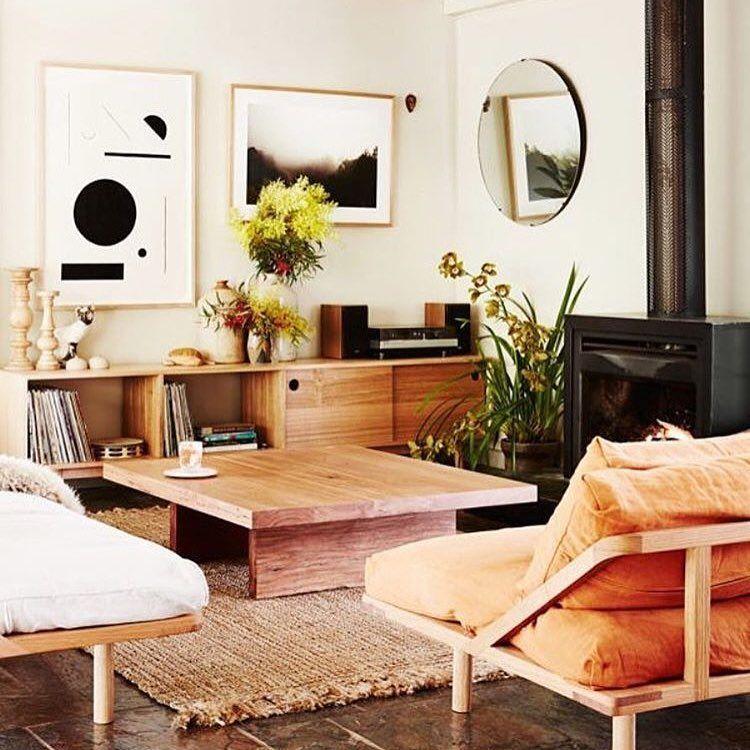 Sarah2benson Warm Living RoomsLiving SpacesLiving Room