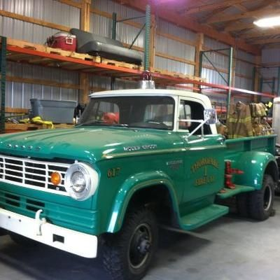 1965 dodge power wagon w300 thorofare new jersey for Motores y vehiculos nj