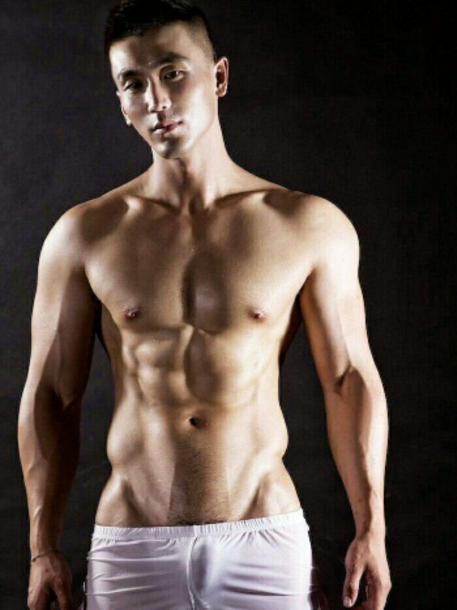 Hot straight asians