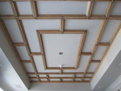 Idée pour chambre des parents - partie plafond