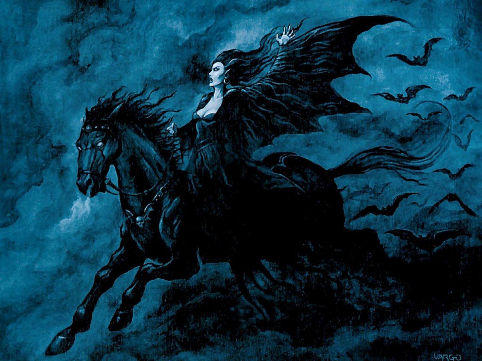 Gothic Vampire Wallpapers Wallpaper