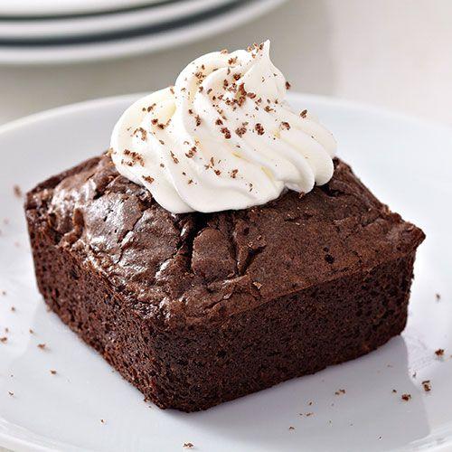 Black Forest Brownie Dessert Recipe Brownie Desserts Desserts