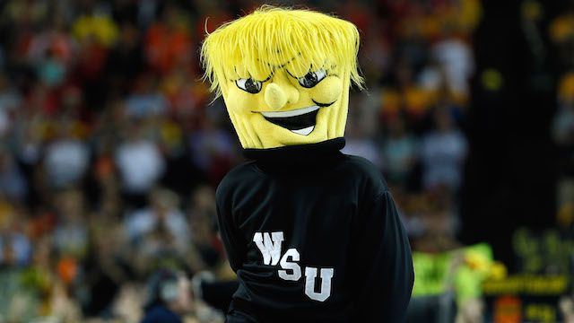 15 Worst Mascots in the 2015 NCAA Tournament///  Eraserhead.