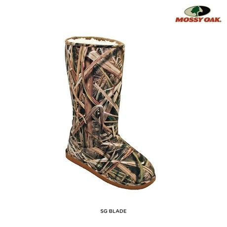 481bed0ce9702 Dawgs Women's Mossy Oak 13' Printed Boots - Assorted Styles at 68% Savings  off Retail!