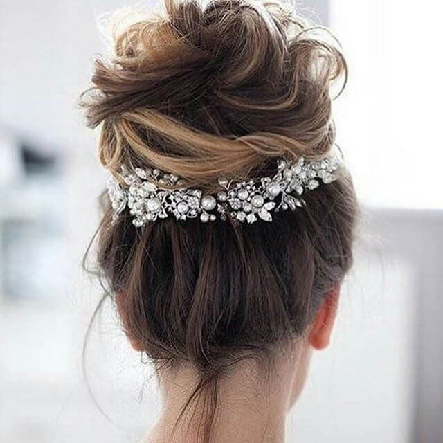 Do It Yourself Wedding Hairstyles: 35 Best Wedding Hairstyles Ideas You Can Do Yourself