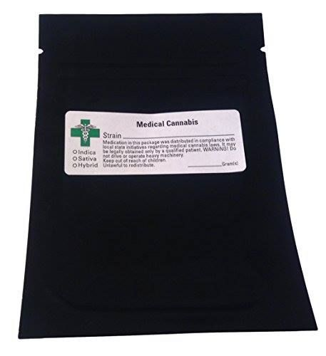 "Shop https://goo.gl/Nk5Vqe   100 Smell Proof Marijuana Cannabis Bags (w/ GREEN CROSS LABEL) 3.1""x5"" Mylar - Marijuana Packaging Bags with Rx Labels    Price 27.95   Go to Store https://goo.gl/Nk5Vqe  #100 #31X5 #BAGS #Cannabis #Cross #Green #Label #Labels #Marijuana #Mylar #Packaging #Proof #Rx #Smell"