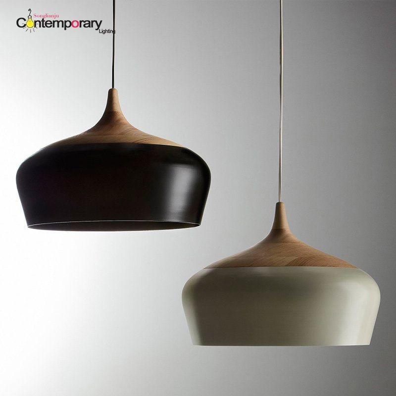 Armatuur Houder Lamp Lampen Lichtarmaturen Houten Lamp