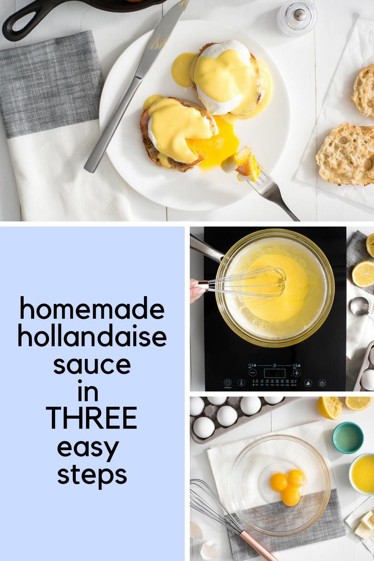 Hollandaise Sauce #hollandaisesauce