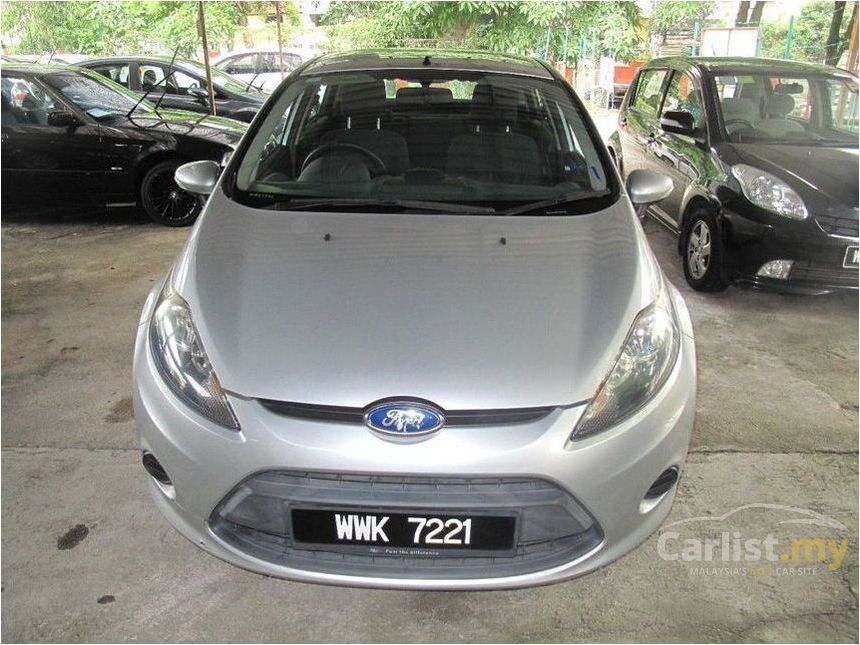 2012 Ford Fiesta 1 6 Lx A Sedan Blist Ctos Akpk Ckris Can Loan