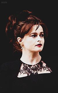 Helena Bonham Carter - Brune