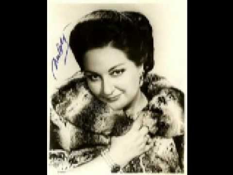 "https://www.youtube.com/watch?v=H6SmCziYH_I Montserrat Caballe ""Dich teure Halle"" Tannhauser Mexico City 1965"