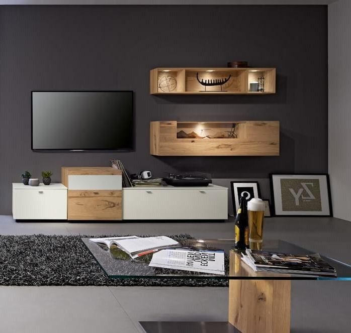Wohnwand Cosmos Venjakob Cosmo Cs57 Wall Unit | Wall Units/bookcases