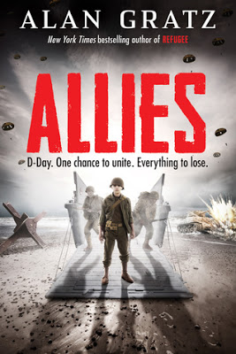 Allies by Alan Gratz Chapter books, Historical fiction