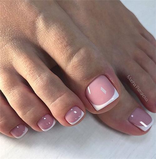 Amazing Toe Nails Designs To Choose In Summer Nail Art Connect Acrylic Toe Nails Acrylic Toes Toe Nail Designs