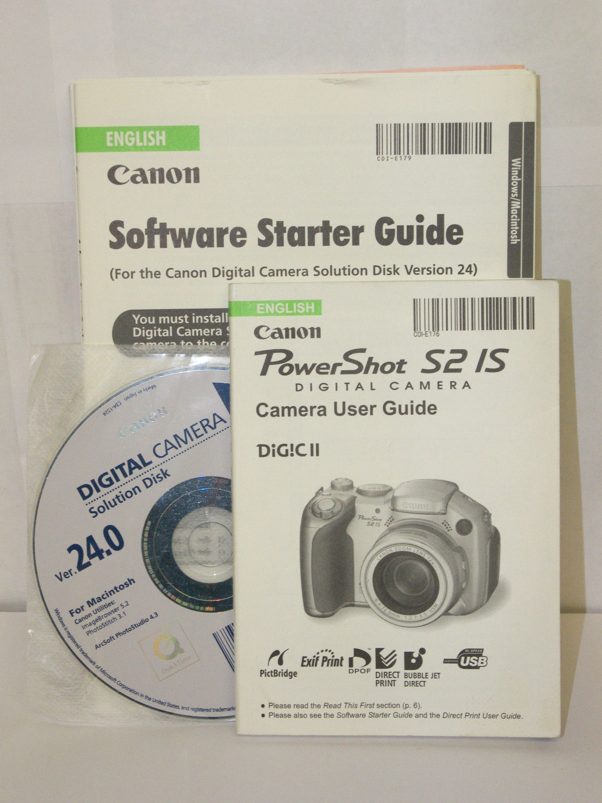 canon powershot s2 is manual software accessories we sell rh pinterest com canon s2 is service manual canon powershot s2is manual pdf