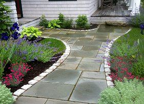 New England Landscapes, Portland, ME, landscaping ... on Backyard Landscaping Companies Near Me id=86261