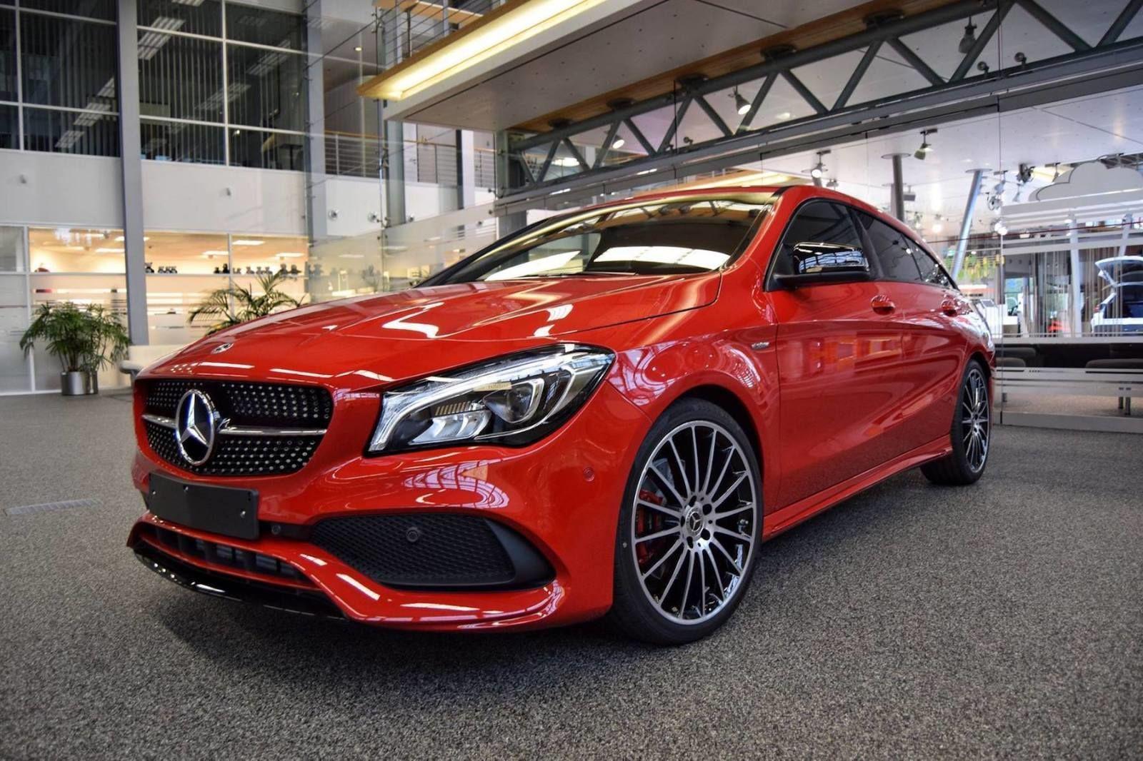Mercedes Benz Cla 250 Sport 4matic Shooting Brake Ya Esta Apunto