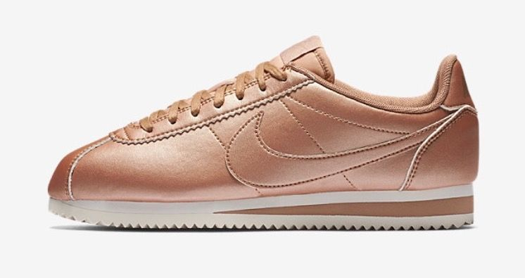 Nike Cortez, rose Mine, soon! my Basket collection