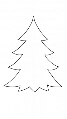 Easy To Draw Christmas Tree.How To Draw Christmas Tree Christmas Holidays Easy Step