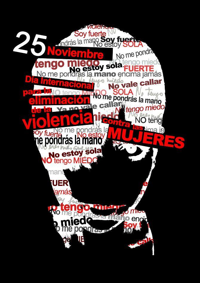 25 Noviembre Día Internacional Para La Eliminación De La Violencia Contra La Mujer