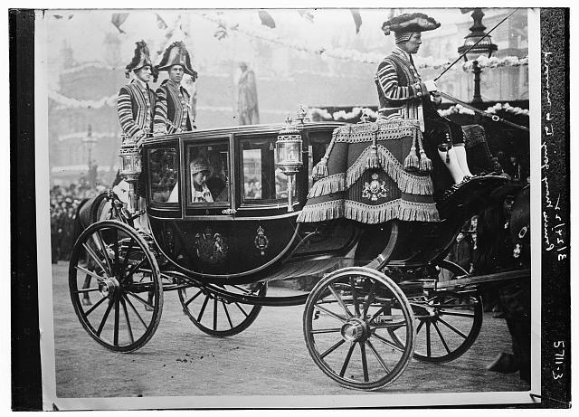 Princess Mary, 1922