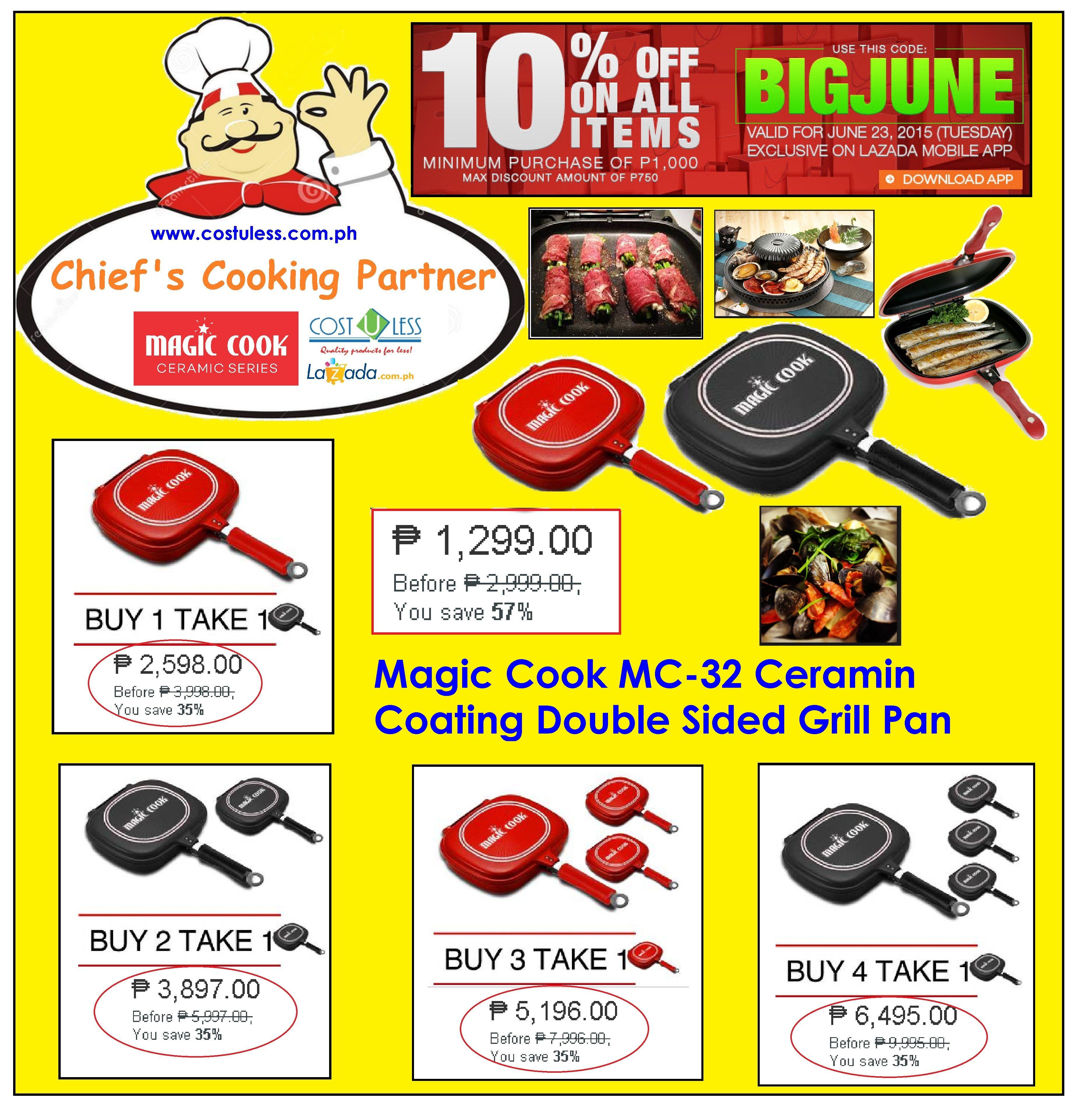 Magic Kitchen Promo Code | Design For Home