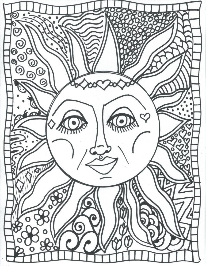 48+ Trippy coloring pages printable ideas in 2021