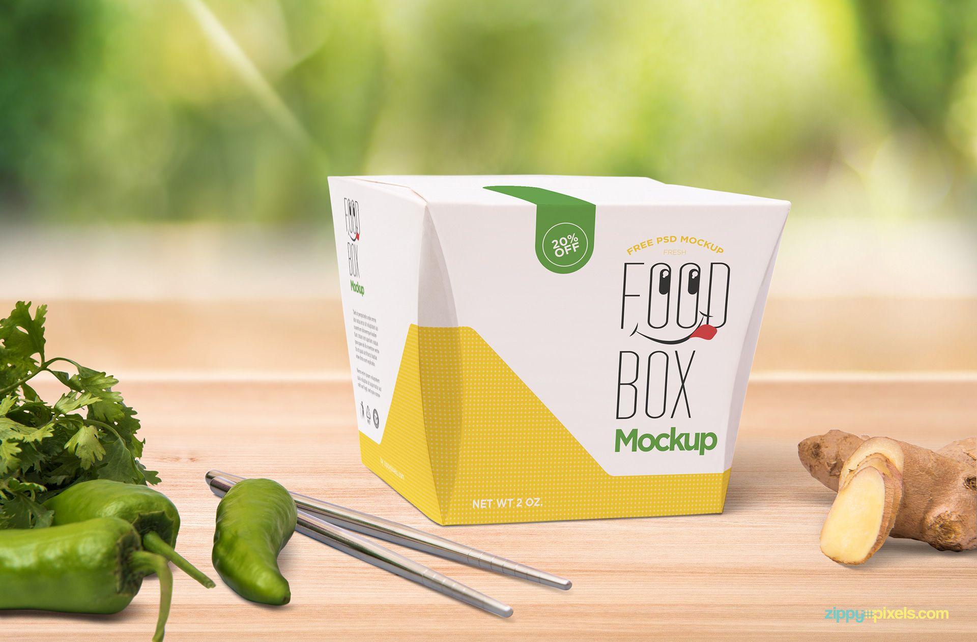 Free Realistic Lunch Box Mockup | Packaging Mockups | Pinterest ...