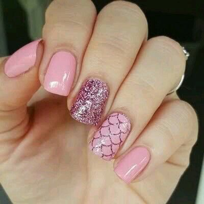 65+ Summer Nail Design Ideas - 65+ Summer Nail Design Ideas Make Up, Nail Nail And Hair Make Up
