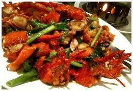 Rainbow Gospel Radio Lobster Cantonese Recipe Lobster Recipes