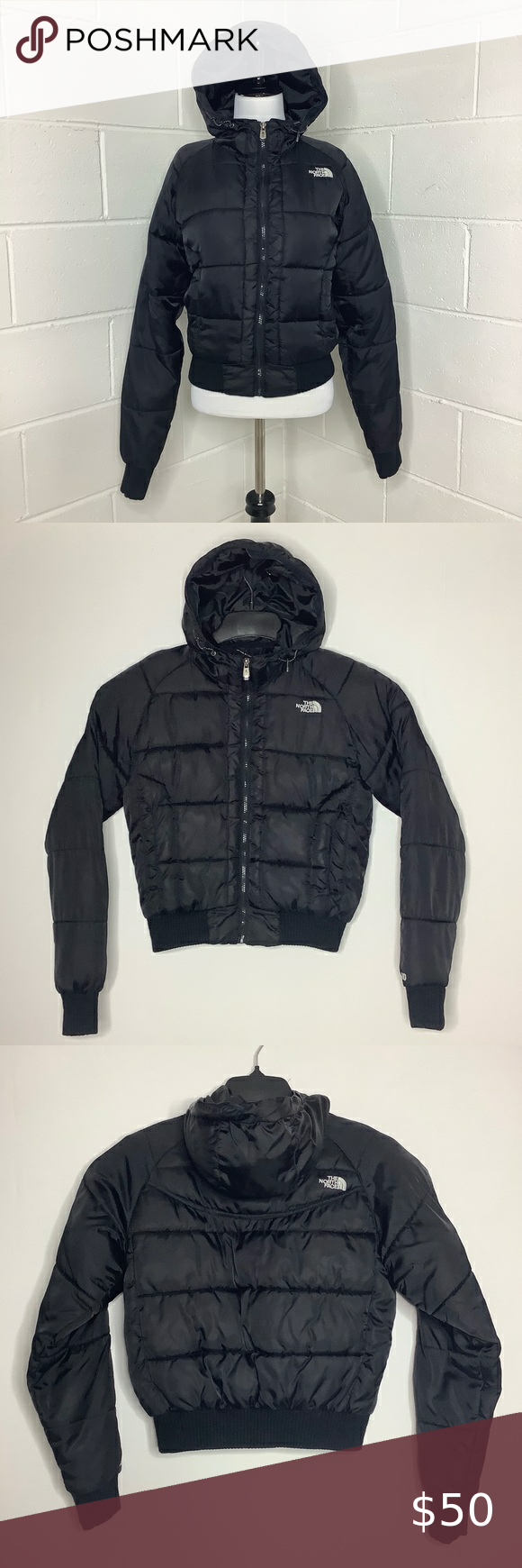 The North Face Xs Goose Down Zip Puffer Jacket Measurements Pictured Good Condition The North Face 550 Goose Down Hoo Jackets Black North Face The North Face [ 1740 x 580 Pixel ]