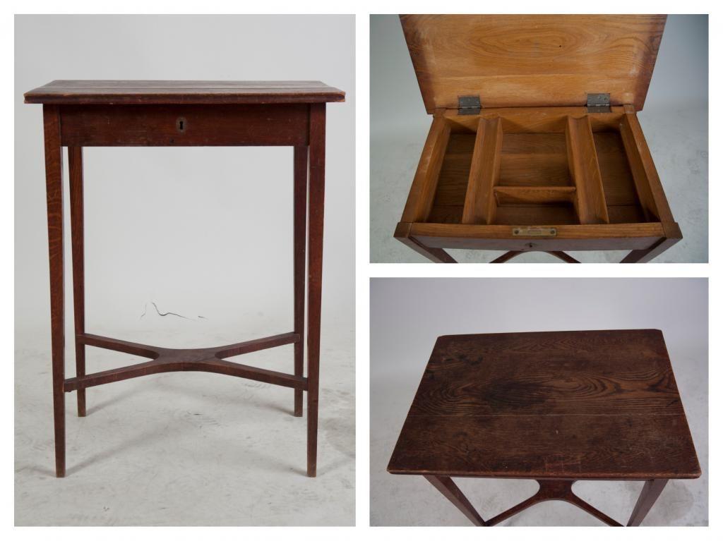 Förvaringsbord - ReFurn - ett möblernas kretslopp