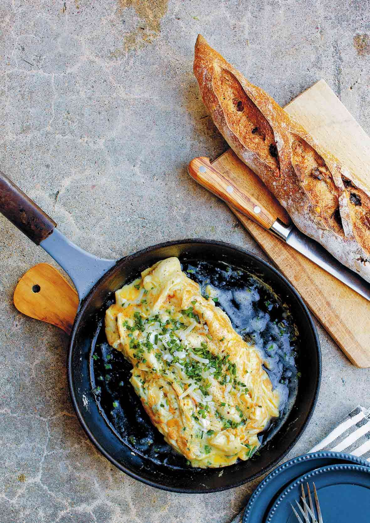 Cheese Omelet   Recipe   Food recipes, Brunch recipes ...