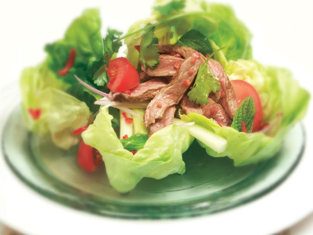 An image of Thai Beef Salad