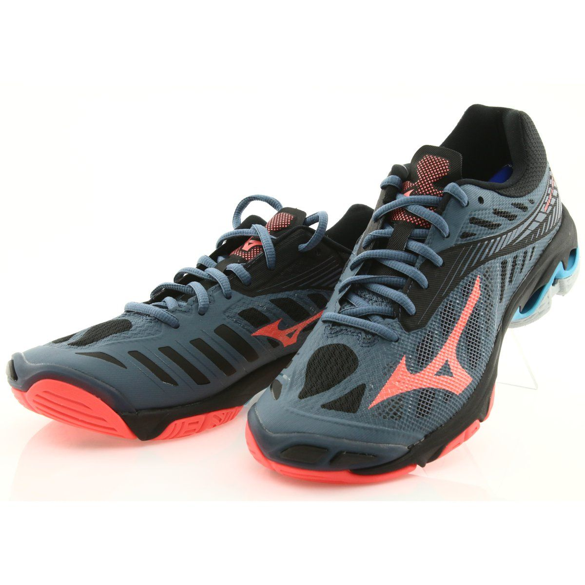 Buty Do Siatkowki Mizuno Wave Lighting Z4 W V1gc180065 Szare Mizuno Shoes Sneakers