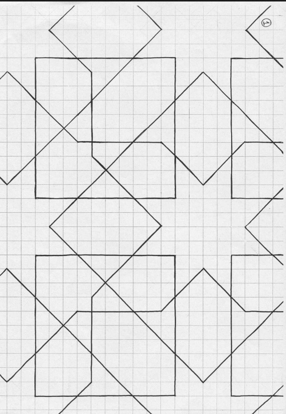 Islamic Tile Design Geometric Drawing Islamic Patterns Geometric Design Art